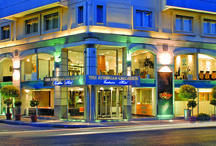 Athens - Athenian Callirhoe Hotel / Athenian Callirhoe Hotel is located in central Athens, just few steps from breath-taking Acropolis. 4* Plus - Athens - Greece