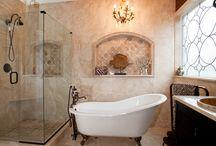 Bathrooms That Make Me Feel Special / by Leanne Inskeep
