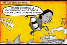 Caricaturas de Vidal