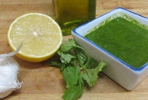 Pass the Sauce! / Healthier sauces, marinades and dressings