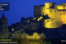 Caccamo (Sicily) / Pictures of Caccamo, a beautiful town near Palermo where you can find beautiful home holidays.