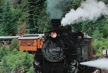 Trains / by Stephen Jeske