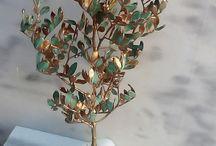 Φυτο Σχινος 30 εκ Μπρουτζο-πατινα