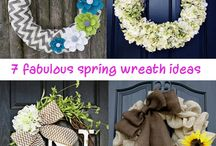 Easter and Spring Celebrations / Ideas for gifts and special celebrations of Spring.