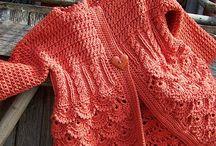 na drutach i szydełku-dzieci
