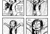 cassandra comics :3 uwu
