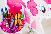 """Kinderfeestje """"My Little Pony"""" / Hihihhihi"""