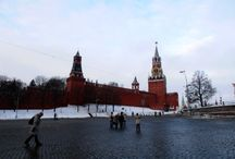 Moscow, Russia / From our 2013 New Years Eve in Russia