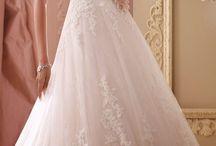 Svatební šaty - jedinečnost