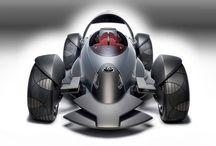 Toyota Motor Triathlon Race Car MTRC