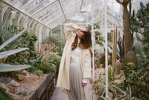 Green House, secret garden