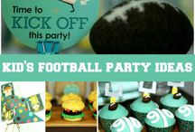 Party Themes and Ideas / by Laurie Glenn