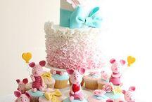 Cute Cakes & goodies