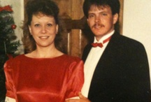 dean and Cathy back in the day / by Dean-Cathy Ray
