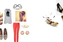Polyvore / by Christina Partridge