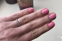"""Salon from Home, OPI """"Pink-ing of You"""""""