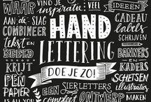 Handlettering