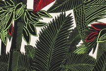 Foliage patterns