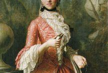1750s fashion