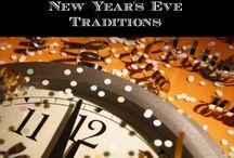 Celebrate - New Years    / by Linda Petelik