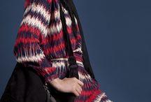 ❅ FOLK SHADOWS ❅ / Ema Tesse Fall Winter Campaign - Folk Killim designs - Boho Rock clothing