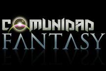 Comunidad Fantasy / Si sueñas, como los androides, con ovejas eléctricas, vente con nosotros ;)  http://goo.gl/PxGfcu