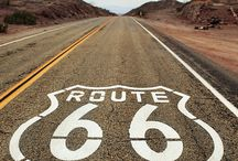 Route 66. / by Cynthia Dooley