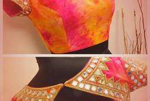 blouse design akku