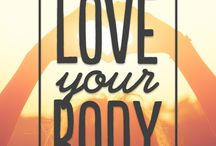Body image / Learning to love my body