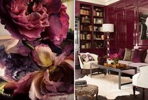 Colour Palettes / Following the latest trends and colour palettes