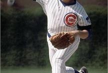 Chicago Cubs baseball / by Jeffrey Twaragowski
