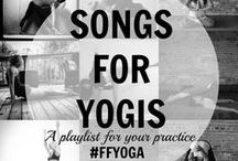 Songs for yoga