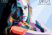 WPAP / My WPAP - create with Corel Draw