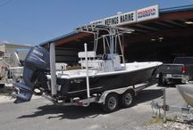 K2 Boats from Bill Kenner / K2 builds Frontier and Blackjack, two of the finest examples of bayboats we have ever seen.