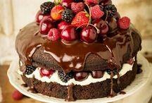 Torty & Zakusky-cakes and desserts / jozef sarkozi