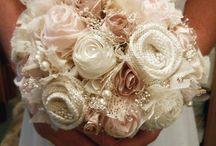 Satin Bouquets