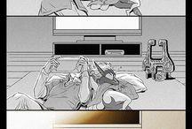 젤다의 전설/만화