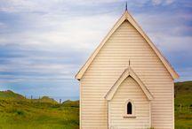 Churches, Barns and Land / by TC Robbins