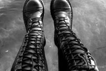 Combat boots | Glany. It's more than style. It's a state of mind.
