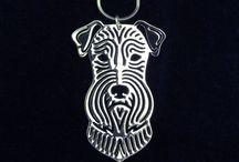 Dog schnauzers ART:-)