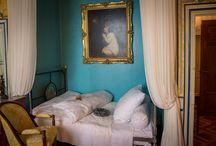 Chambre avec alcove