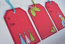 Printable Pages - Christmas