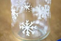 Christmas/Winter craft ideas
