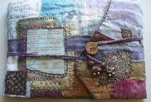 Handmade Books/Journals/Covers / by Sandra Robbins