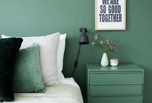 Grønn farge
