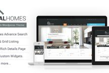 Real Estate & Property WordPress Themes
