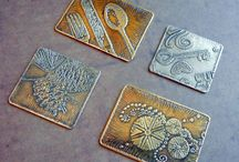 etching metals / by Caprilicious Jewellery