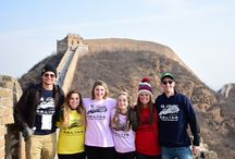 Study Abroad in China with Semester at Sea / Semester at Sea voyages offer a truly global experience each fall and spring. All of our voyages on the MV World Odyssey are 100+ days, explore at least 10 countries and 4 continents, and allow students to earn 12-15 academic credits. https://www.semesteratsea.org/