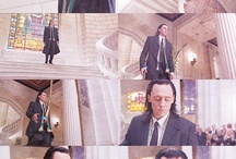 Tom Hiddleston / Loki  Hiddleston / by Emily Ocheltree