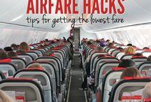 Airfare Hacks